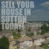 Sell your house in Sutton, London